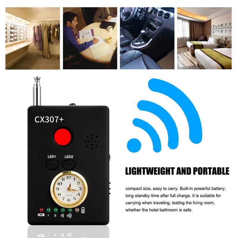 Detector Camera Anti-Sracking GPS CX307 Shot Mortgage