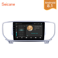 Seicane 2Din Android 8.1 9 inch Car Radio For 2016 2017 2018 KIA KX5 Sportage Stereo Audio GPS Navigation Multimedia Player