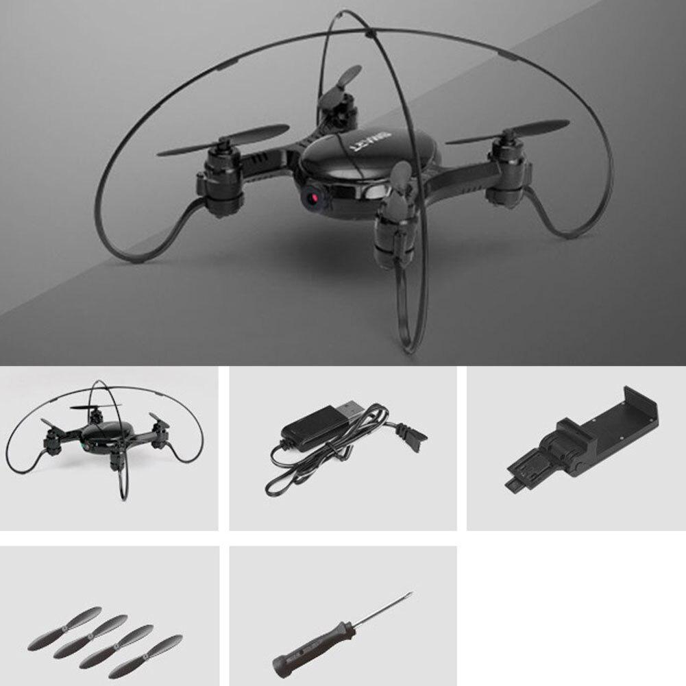 MT856 2.4G led 4-axe télécommande 3D Rouleau WiFi quadcopter rc Hehicopter Mode Drone Avec Caméra jouet volant