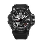 Sanda Sports Watch Men Clock Male Led Digital Quartz Watch Men'S Digital Watch Waterproof Black