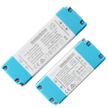 Flicker-free 16-18W 0.45A 36-40Vdc constant current dimming Triac Dimming led driver transformer EMC LVD  SELV  isolation design цена и фото