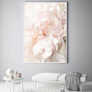 Rosa Pfingstrose Floral Poster Druckt Französisch Liebe Lieben Leinwand Malerei Nordic Blumen wand Bild Für Wohnzimmer Gerahmte Dekoration