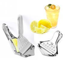 Металлический Ручной пресс, соковыжималка для лимона из нержавеющей стали, соковыжималка для фруктов, лайма, апельсина, цитрусовые инструменты, аксессуары для кухонного бара