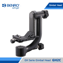 Benro GH2C GH3 GH5C Gimbal Kopf Professionelle Gimbal Köpfe Für SLR Kamera Lang Fokus Objektiv DHL Kostenloser Versand