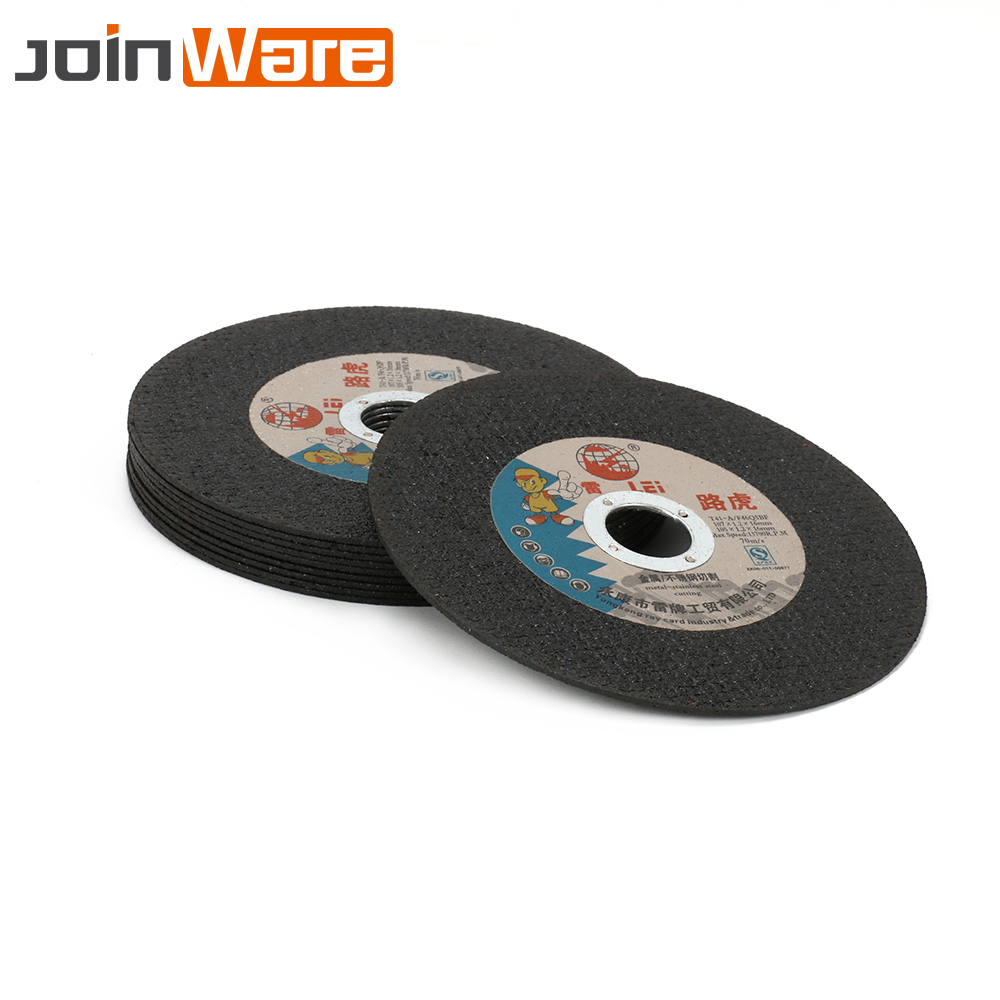 105mm Resin Cut Off Wheel Cutting Disc for Iron Metal Stainless Steel Angle Grinder Grinding Wheel Blade Cutter 5 50Pc-in Saw Blades from Tools