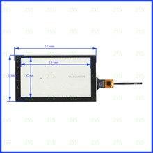 Новый 7 дюймов для Ezone android автомобильный аудио. TPC0013-V02 6 линий емкостный сенсорный экран TPC0013-V02 175 мм * 100 мм TouchSensor