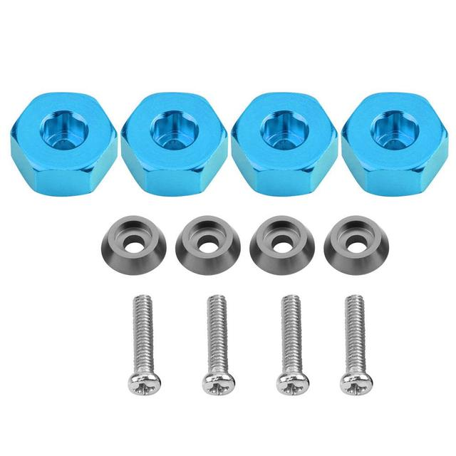 WPL 1634 RC Truck Aluminium 6mm Tot 12mm Wiel Hex Hub Adapter RC Auto Speelgoed Accessoires Hot koop RC Hex Hub Adapter