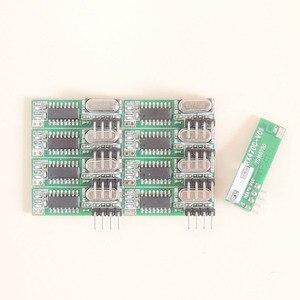 Image 5 - 433Mhz Module RF Wireless Receiver Module Superheterodyne 433MHZ Wireless for arduino DIY Relay Receiver Update module