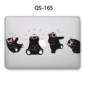 Image 2 - Pour ordinateur portable étui pour ordinateur portable manchon MacBook 13.3 15.4 pouces pour MacBook Air Pro Retina 11 12 avec écran protecteur clavier Cove