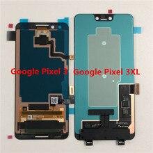 """Original Supor Amoled M & Sen 5.5 """"Für Google Pixel 3 LCD Display Bildschirm + Touch Panel Digitizer 6.3"""" für Google Pixel 3 XL LCD"""