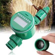 Садовый цифровой Спринклерный контроль таймер ЖК-программируемые часы таймер орошения автоматический контроль Лер для садовый инструмент для полива