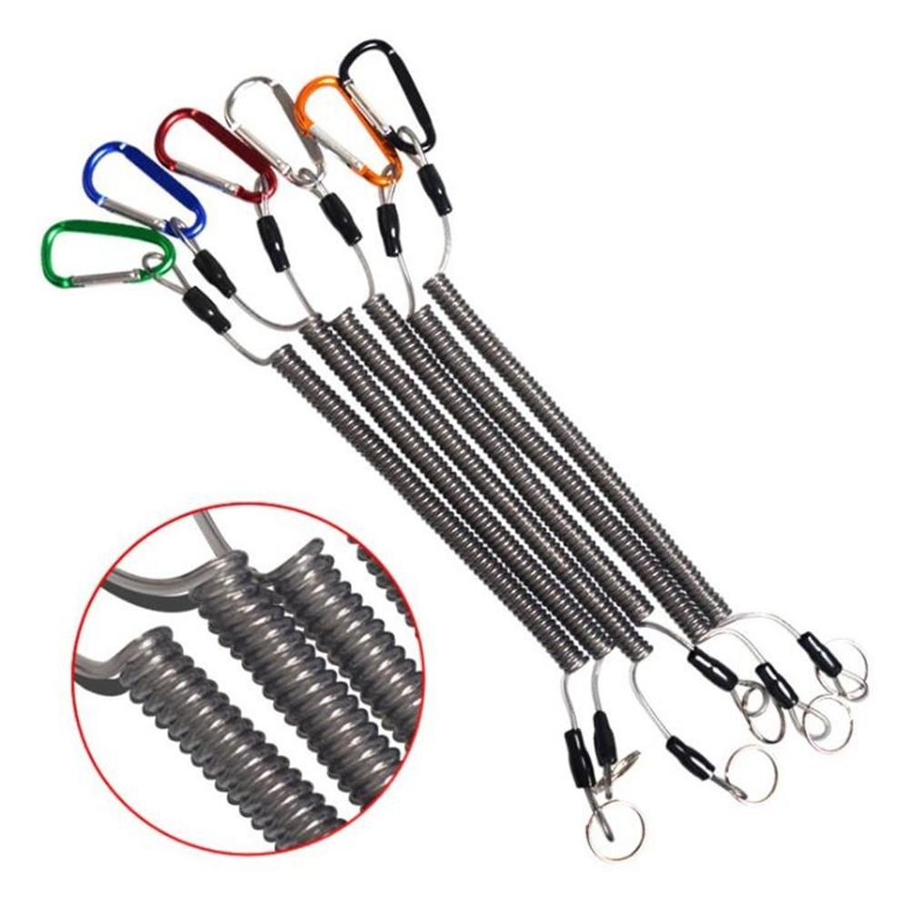 Mounchain 1 pc set Flexible Elastic Fishing Fishing Retention Rope Kayak Paddle Anti Lost Rope Line Fishing Tool Accessories in Fishing Tools from Sports Entertainment