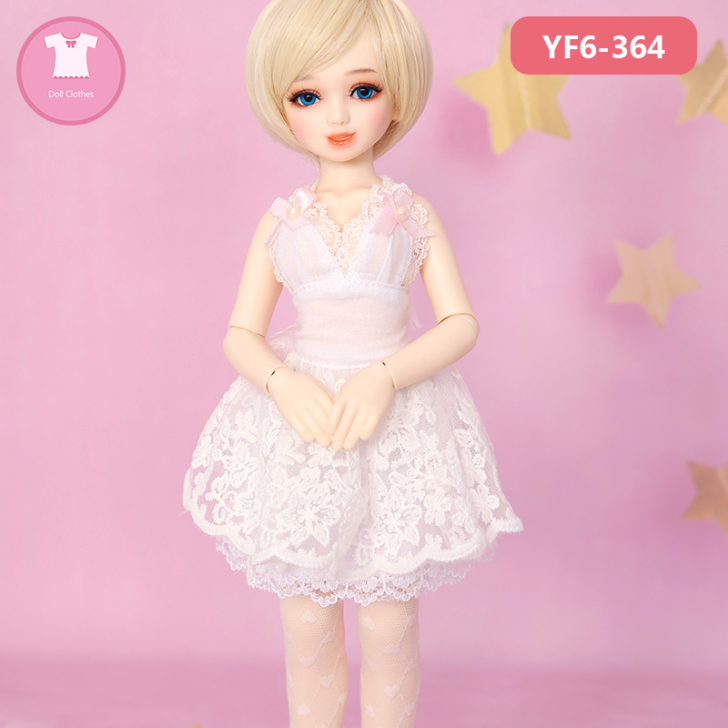 fa02adc72be41 BJD Doll Clothes 1/4 Sexy Dress Beautiful Doll Clothes Summary Link ...