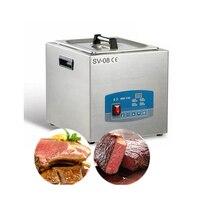 Sous Vide медленно плита 8L 85 градусов постоянная низкая температура пособия по кулинарии машина с микрокомпьютером управление коммерческих Ку
