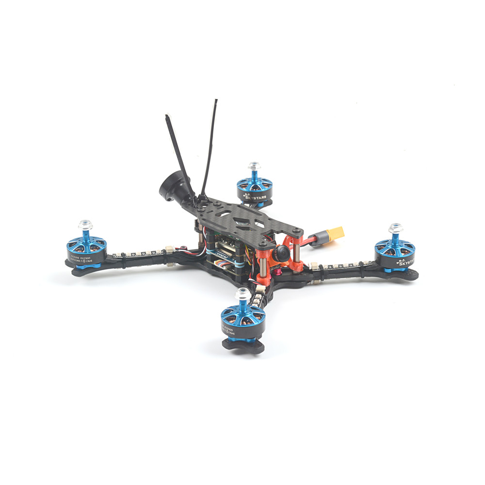 SKYSTARS RXT X219 LED version FPV Racing Drone PNP BNF F4