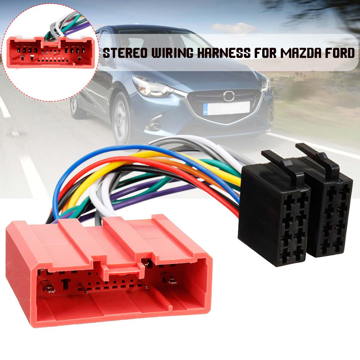 ford car stereo wiring harness top 10 most popular mazda wiring harness stereo list and get free  mazda wiring harness stereo