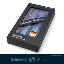 Germany Schneider BK400 Two-way Ink Fountain Pen Gel pen Signature Pen Ink Cartridge Office School Stationery Iraurita Pen Gift(China)