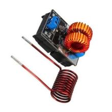 Adoolla мини ZVS индукционный нагревательный модуль питания Jacob's лестница и катушка для дома школьные принадлежности