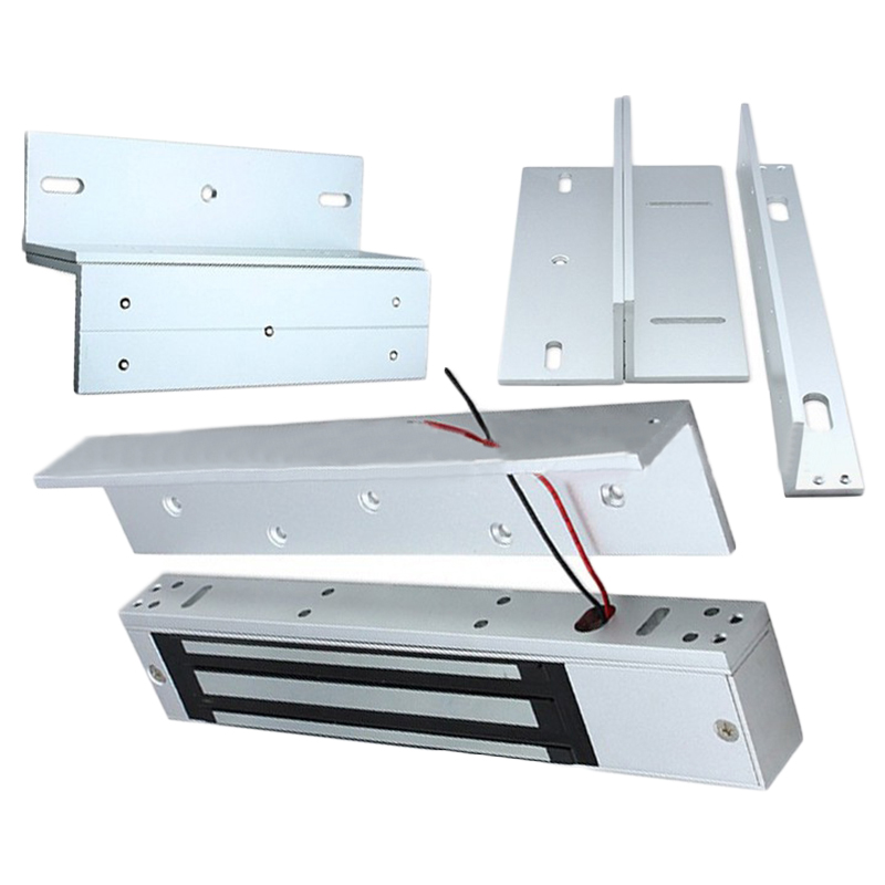 280kg Z&L Bracket Magnetic Electromagnetic Lock Inward Door Wooden Metal Door280kg Z&L Bracket Magnetic Electromagnetic Lock Inward Door Wooden Metal Door