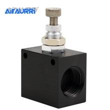 ASC-06/08/10/15 Speed Control Flow Control Valve Pneumatic Solenoid Valve 1/8'' 1/4