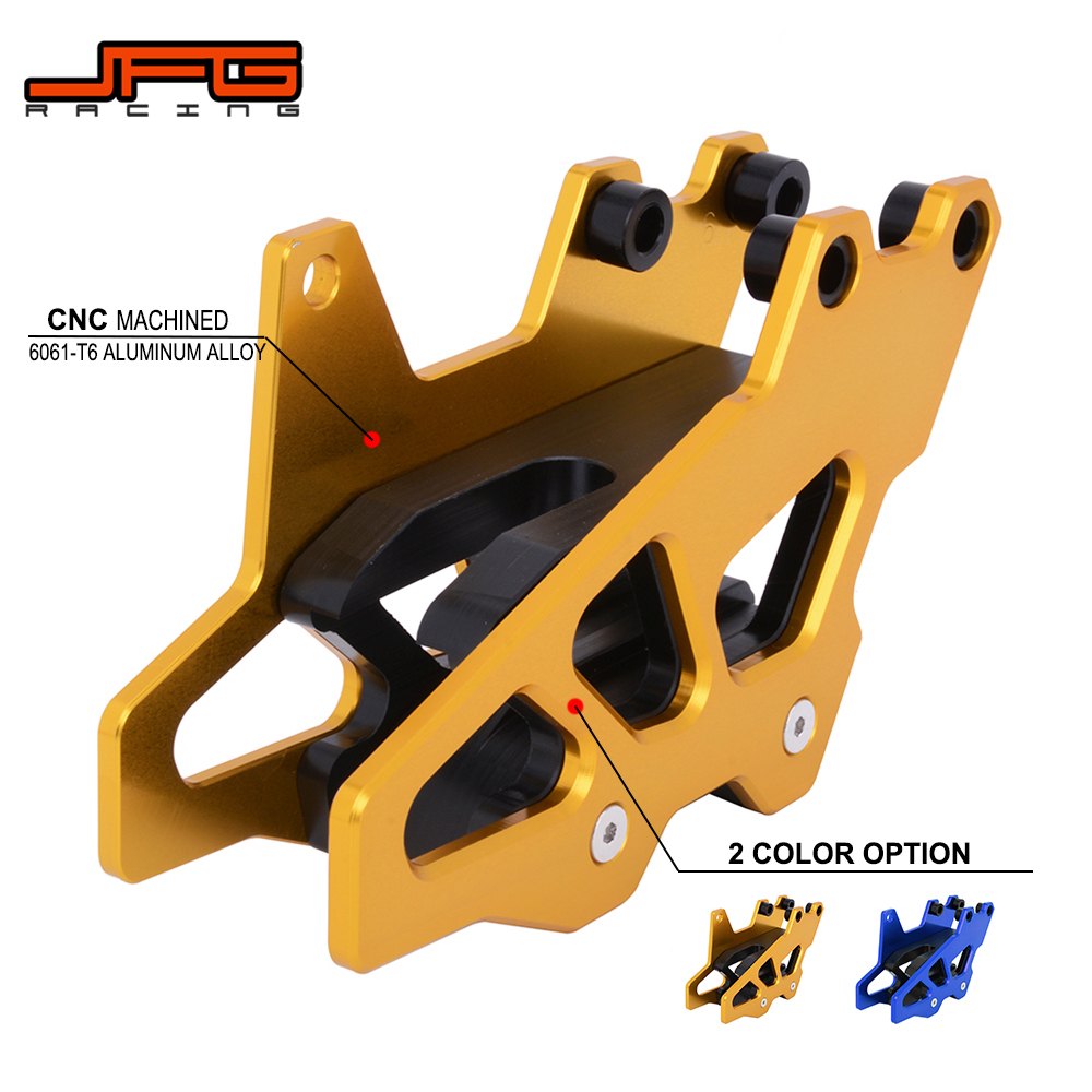 Yellow Motorcycle Rear Chain Guard Guide Protector For Suzuki RM125 RM250 1996-2008 RMZ450 DRZ400SM 2005-2017 RMZ250 RMX450Z DRZ250 DRZ400 DRZ400E DRZ400S