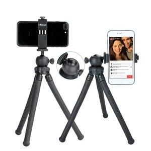 Image 3 - Ulanzi MT 04 295mm ミニ携帯電話柔軟なタコ Protable のデスクトップ Iphone 4 用三脚 7 huawei 社移動プロカメラ