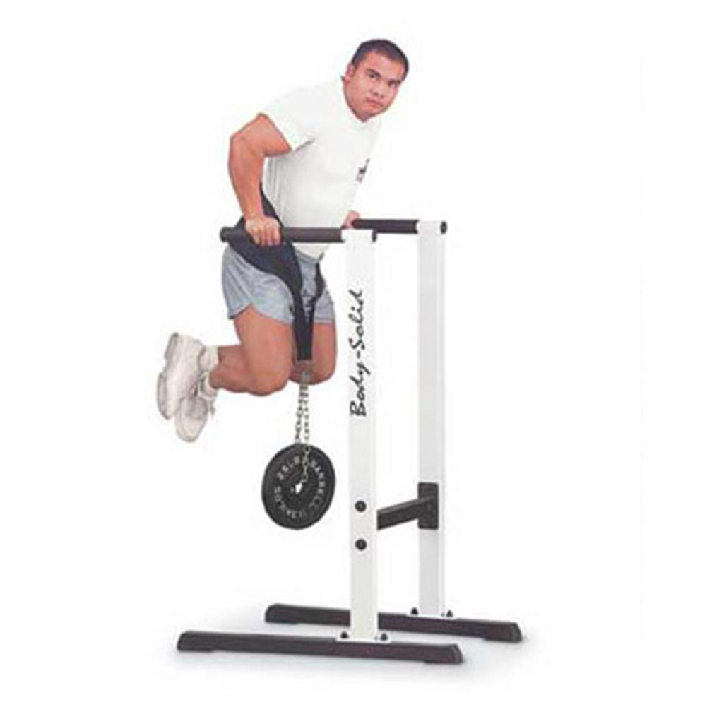 Mounchain Fitness Equipments Drop Shipping Dip Belt Accessories Gym Body Waist Strength Training Chain