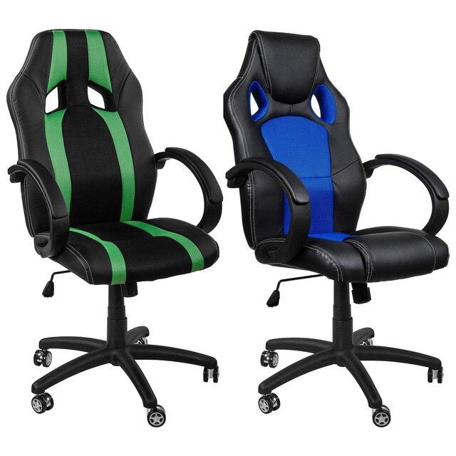 5 pièces universel muet roulette chaises de bureau en nylon remplacement chaise de bureau pivotant en caoutchouc rouleaux roues matériel de meubles