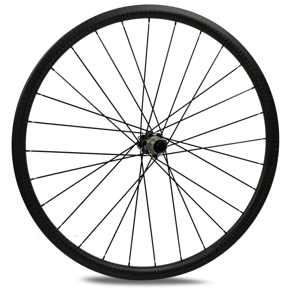 DT Swiss 240 Disc Brake Cyclocross Wheel Gravel Bike Wheelset 700c Carbon Tubular Tubeless Rim Sapim