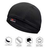 Ultralight Head Bandana Men Cycling Cap Under Helmet 2019 Quick-Dry Bike Helmet Liner Cycling Beanie Caps For Bicycle Headwear