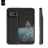 Battery Charger Case For Samsung Galaxy S8 4200mAh Power Bank Charging Case Powerbank Charger Case For Samsung Galaxy S8 cover
