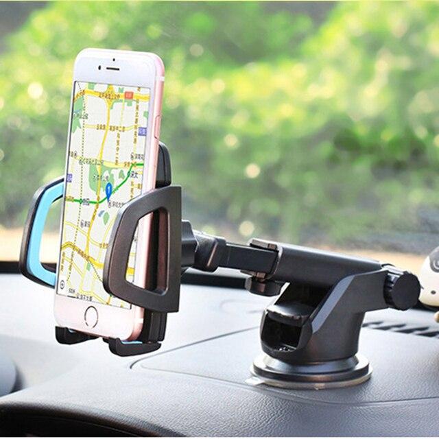 Evrensel Cep Telefonu Araç Tutucu iphone xr xs 8 artı max xiaomi redmi note 7 mi9 samsung note 9 s10 artı Akıllı Telefon destek