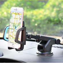 Universal Mobile Phone Car Holder for iphone xr xs 8 plus max xiaomi redmi note 7 mi9 samsung note 9 s10 plus Smartphone Support