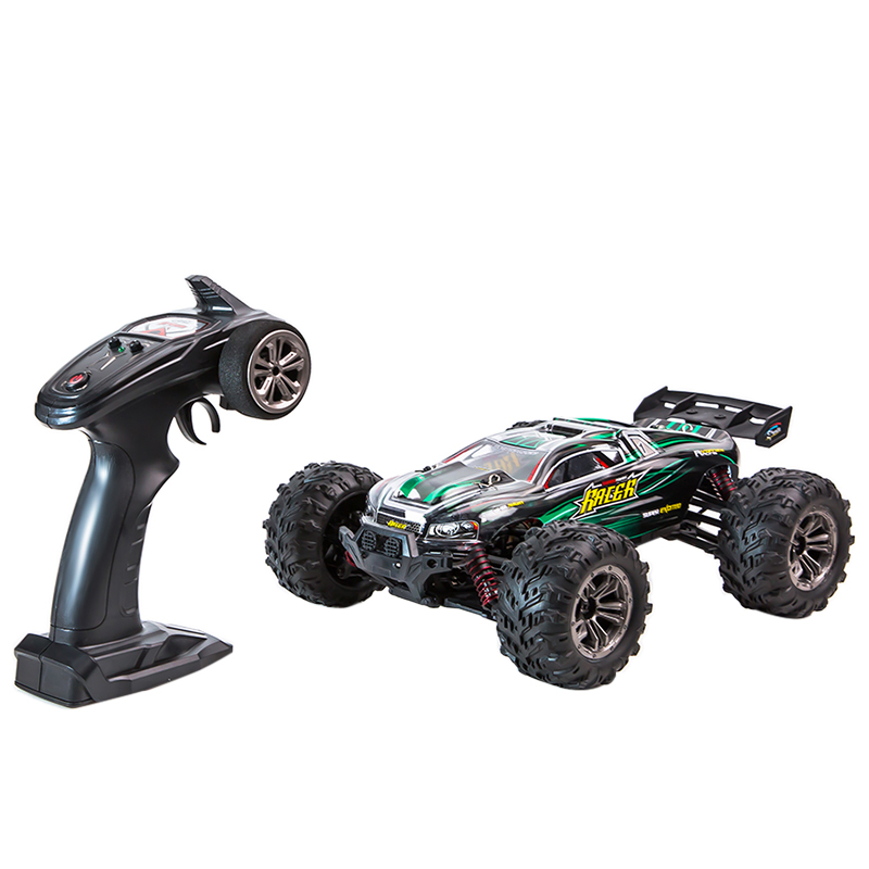 XINLEHONG jouets 9136 1/16 2.4G 4WD RC voiture 36 km/h Bigfoot tout-terrain camion RTR jouet