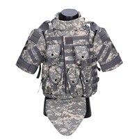 Защитный жилет тактический жилет полевая одежда водостойкая армейская одежда на открытом воздухе антистатический