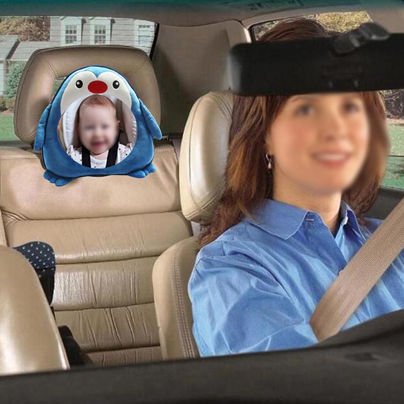 Car Safety Seat Rear View Mirror Baby Car Baby Mirror