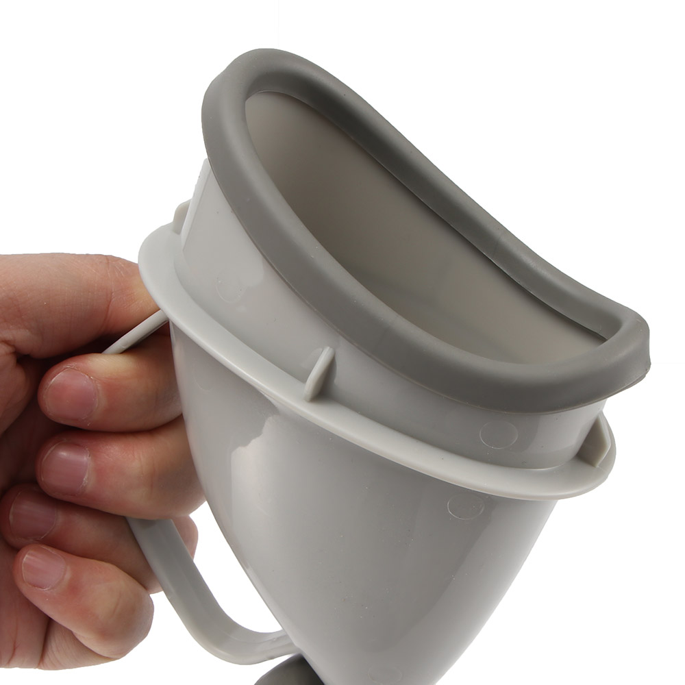 Outdoor Car Travel Portable Adult Urinal Unisex Potty Pee Funnel  Peeing Standing Man Woman Toilet Portable Urinal 3