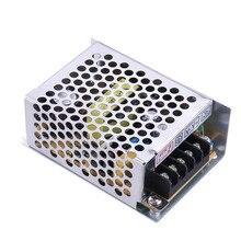 AC 100-240 В к DC 12 В 5A 60 Вт импульсный источник питания драйвер модуля адаптер светодиодные полосы трансформаторы для освещения производительности лампы