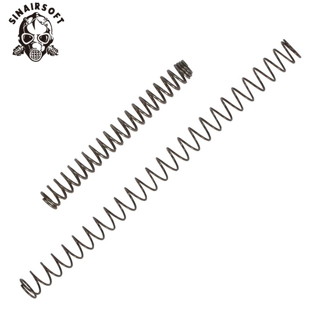 Enhanced Recoil Spring & Hammer Spring For M9(150%) AEG Gearbox Airsoft Rifle Hunting Accessories Free Shipping