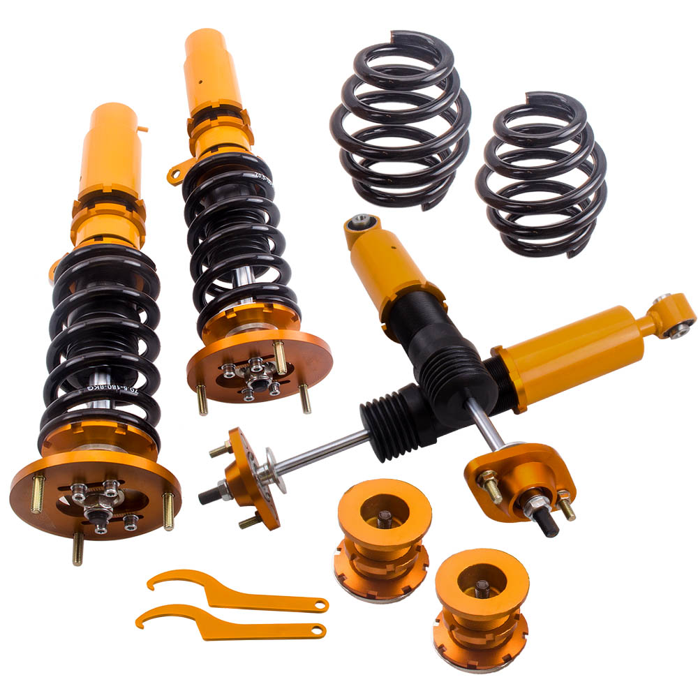 Coilover Suspension Kit for BMW E46 98 05 3 Series 320i 323i 328i M3 Shock Absorber