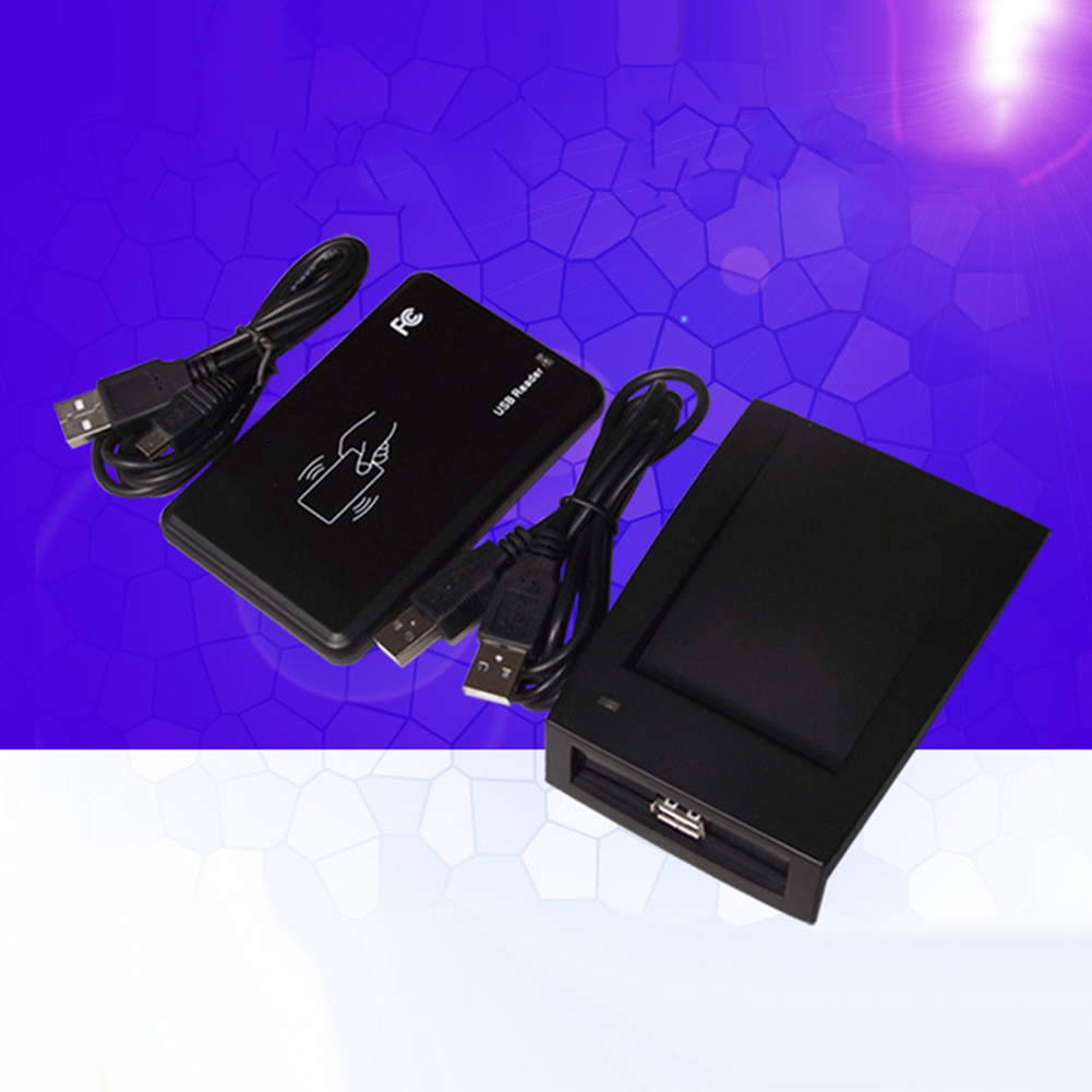 USB 2.0 Powered RFID IC//ID Smart Card Reader for Windows Linux MAC Welcome