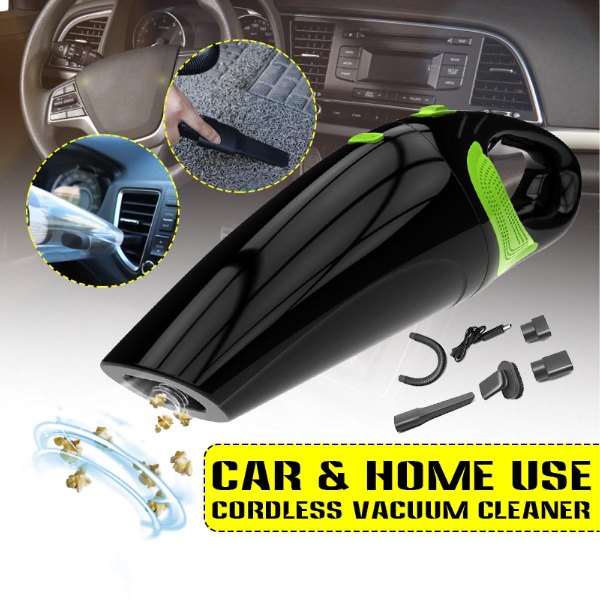 Auto Staubsauger 120 watt Handheld MIni Staubsauger Nass und Trocken Cordless Dual Verwenden Hause Auto Vakuum Aspirateur Voiture