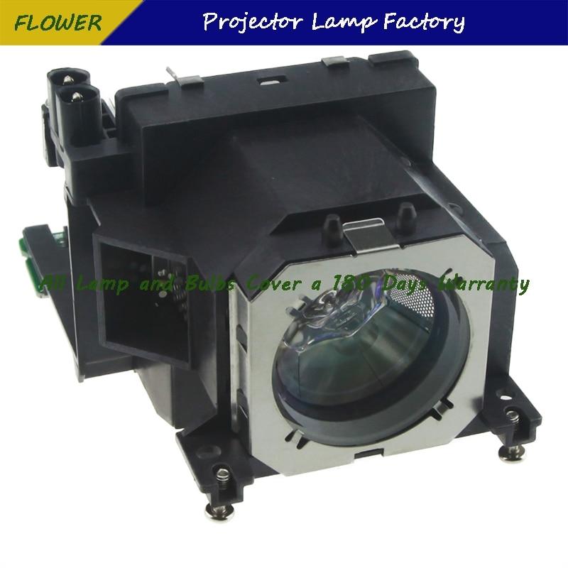 Compatível lâmpada do projetor com habitação ET-LAV200 para panasonic PT-VW430 PT-VW431D PT-VW440 PT-VX500 PT-VX510