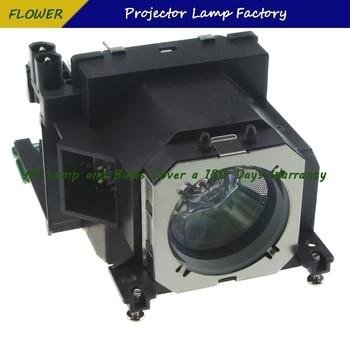 Compatible Projector Lamp with Housing  ET-LAV200 For PANASONIC PT-VW430 PT-VW431D PT-VW440 PT-VX500 PT-VX510 compatible projector bare lamp et lav400 for pt vw530 pt vw535 vw535n pt vx600 pt vx605 pt vx605n pt vz570 pt vz575nu happybate
