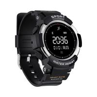 ALLOYSEED F6 Smart Bracelet Watch IP68 Waterproof Bluetooth Heart Rate Monitor Sport Wristband Smart Watch For Android iOS Phone