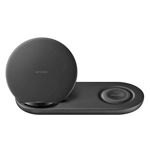 para Samsung Carregador sem Fio Doca de Carregamento Dock para Galaxy 9 + Engrenagem de Relógio Rápido Stand Note Rápida s3 Mod. 128969