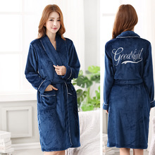 Buy fleece dressing gown and get free shipping on AliExpress.com f2aa6977d