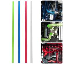 VODOOL PETG 10X14mm 500mm Computer Water Cooling Rigid Tube Hard Horse Pipe Water Cooling Rigid Tube For PC Water Cooling System(China)