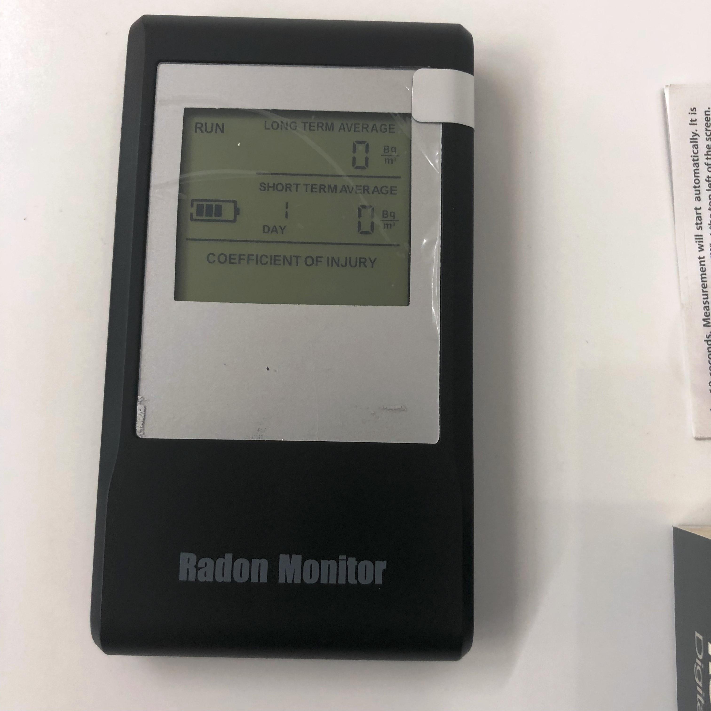 Air ae steward Radon detector for sale
