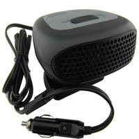 12V 150W Portable Ceramic Heat Car Heater Auto Heating Fan Heater Fan Defrost Anti fog Machine